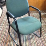 Merit Seating - Green