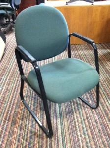 Merit Seating - Green