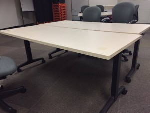 Herman Miller 30x72 tables (3)